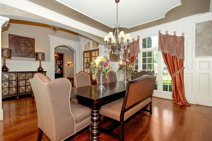 Real Estate Photography - 2853 Thurleston Lane, Duluth, GA, 30097 - Dining Room