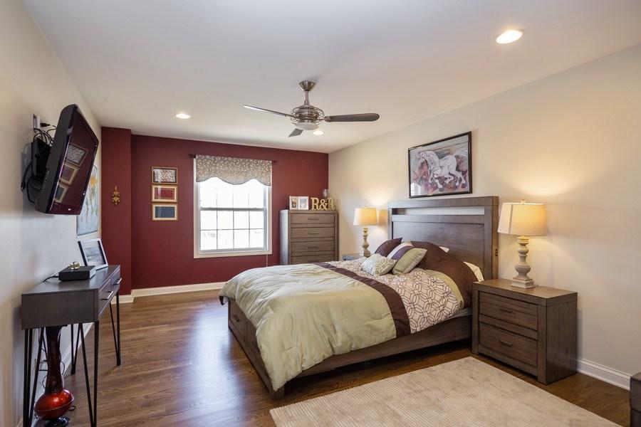 Real Estate Photography - 449 Birmingham Ln, Schaumburg, IL, 60193 - Bedroom