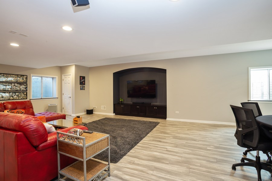 Real Estate Photography - 449 Birmingham Ln, Schaumburg, IL, 60193 - Basement