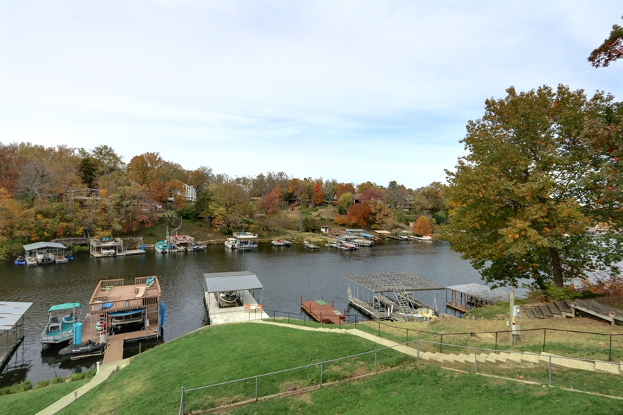 Real Estate Photography - 70 L Lakeshore Drive, Lake Lottowana, MO, 64086 - View