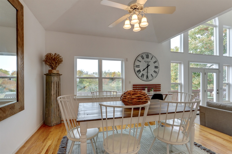 Real Estate Photography - 70 L Lakeshore Drive, Lake Lottowana, MO, 64086 - Dining Room