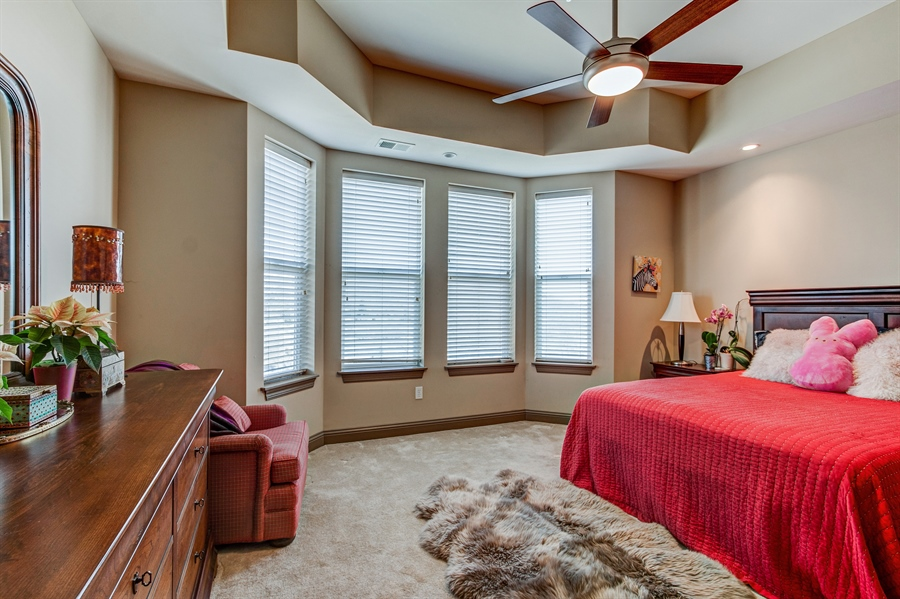 Real Estate Photography - 3800 N. Mulberry, 301, Kansas City, MO, 64116 - Master Bedroom