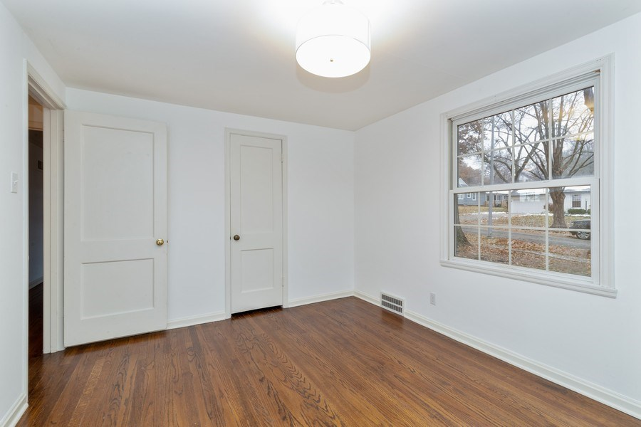 Real Estate Photography - 1224 w 70th street, kansas city, MO, 64113 - 2nd Bedroom