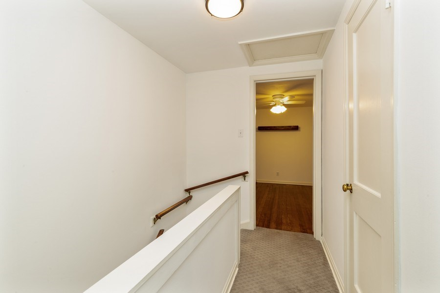 Real Estate Photography - 1224 w 70th street, kansas city, MO, 64113 - Hallway