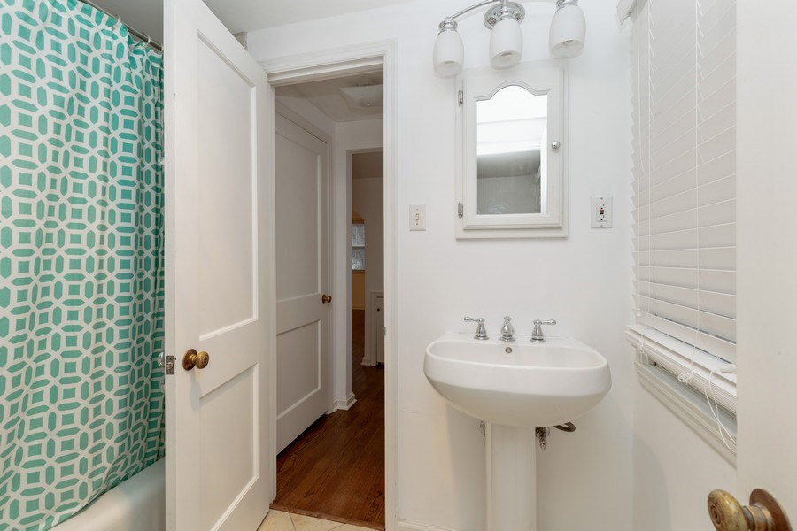 Real Estate Photography - 1224 w 70th street, kansas city, MO, 64113 - Bathroom