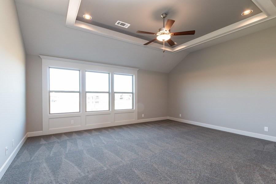 Real Estate Photography - 16200 Stearns St., Overland Park, KS, 66221 - Master Bedroom