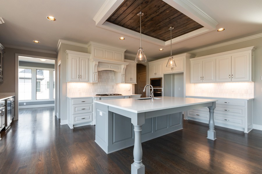 Real Estate Photography - 16200 Stearns St., Overland Park, KS, 66221 - Kitchen