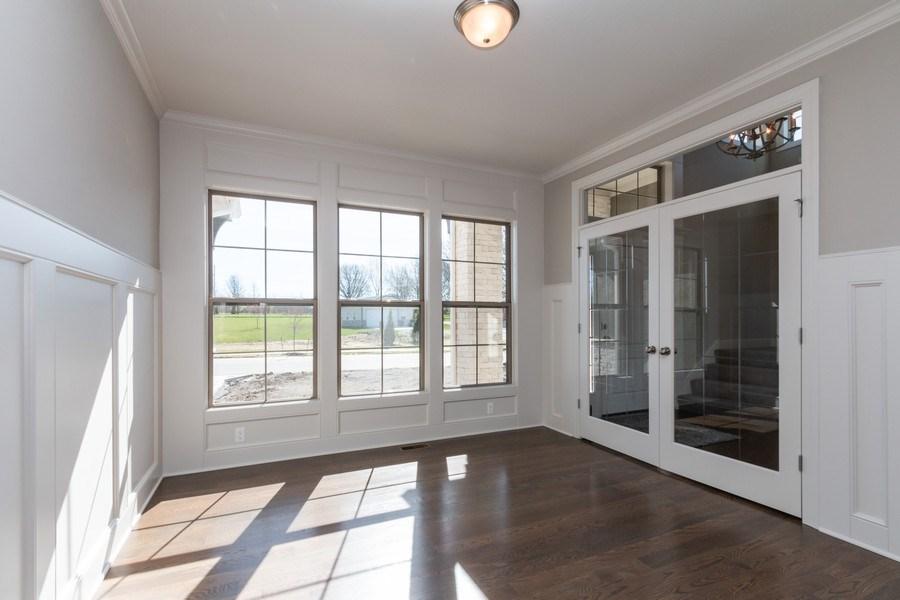 Real Estate Photography - 16200 Stearns St., Overland Park, KS, 66221 - Dining Room