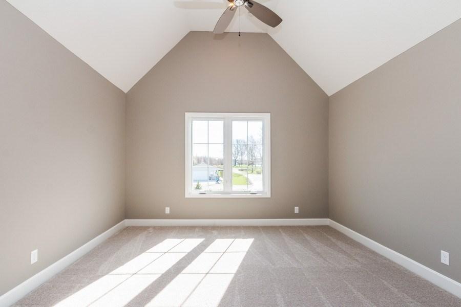 Real Estate Photography - 16204 Stearns St., Overland Park, KS, 66221 - Bedroom