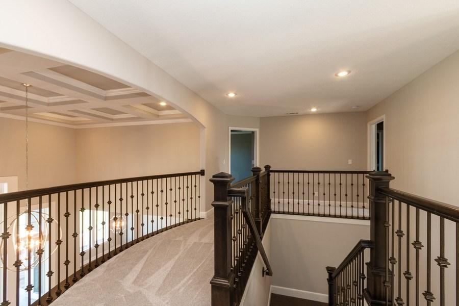Real Estate Photography - 16204 Stearns St., Overland Park, KS, 66221 - Hallway