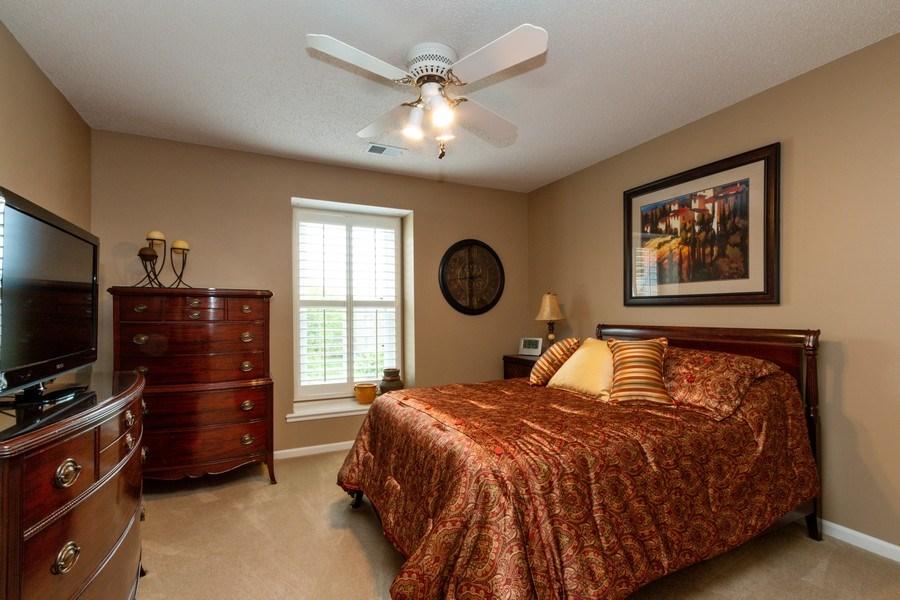 Real Estate Photography - 15238 Hemlcok St, Overland Park, KS, 66223 - Guest Bedroom