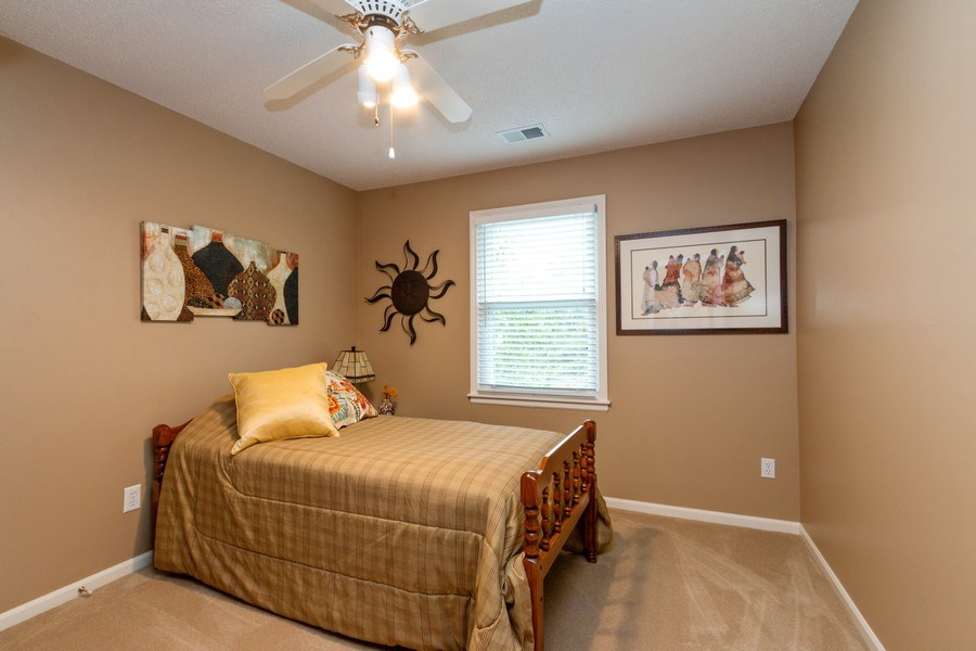 Real Estate Photography - 15238 Hemlcok St, Overland Park, KS, 66223 - Kids Bedroom
