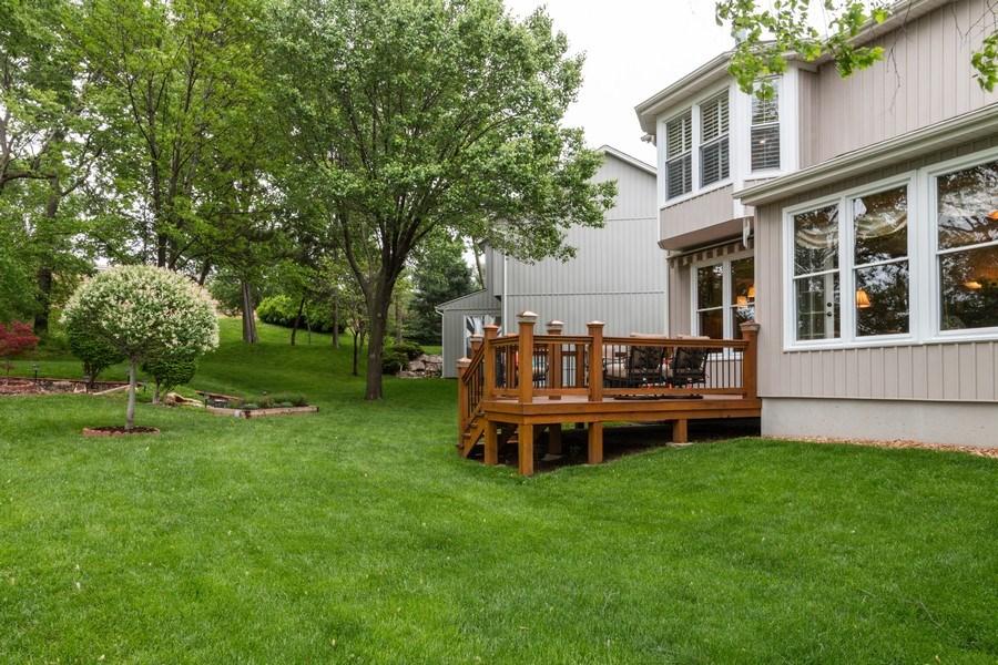 Real Estate Photography - 15238 Hemlcok St, Overland Park, KS, 66223 - Back Yard