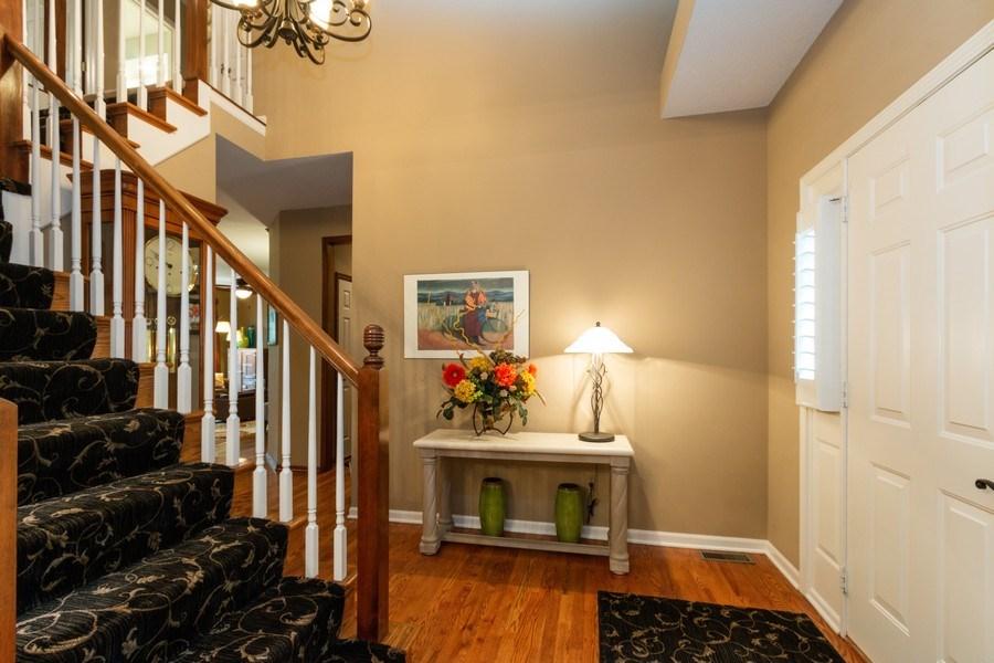 Real Estate Photography - 15238 Hemlcok St, Overland Park, KS, 66223 - Foyer