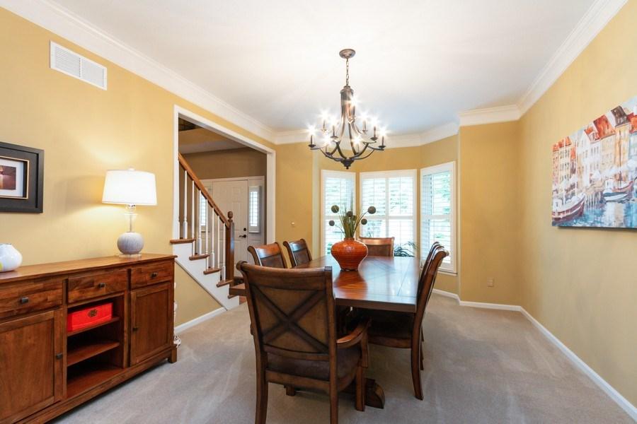 Real Estate Photography - 15238 Hemlcok St, Overland Park, KS, 66223 - Dining Room