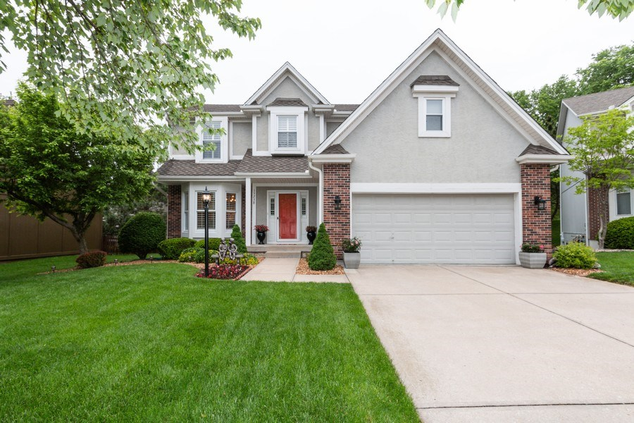 Real Estate Photography - 15238 Hemlcok St, Overland Park, KS, 66223 - Front View