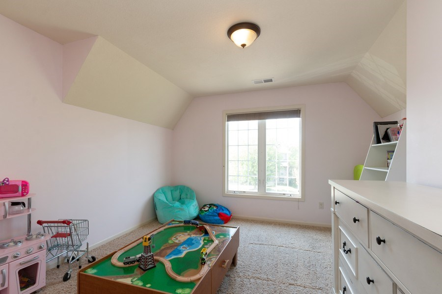 Real Estate Photography - 15254 W. 165 Street, Olathe, KS, 66062 - Guest Bedroom