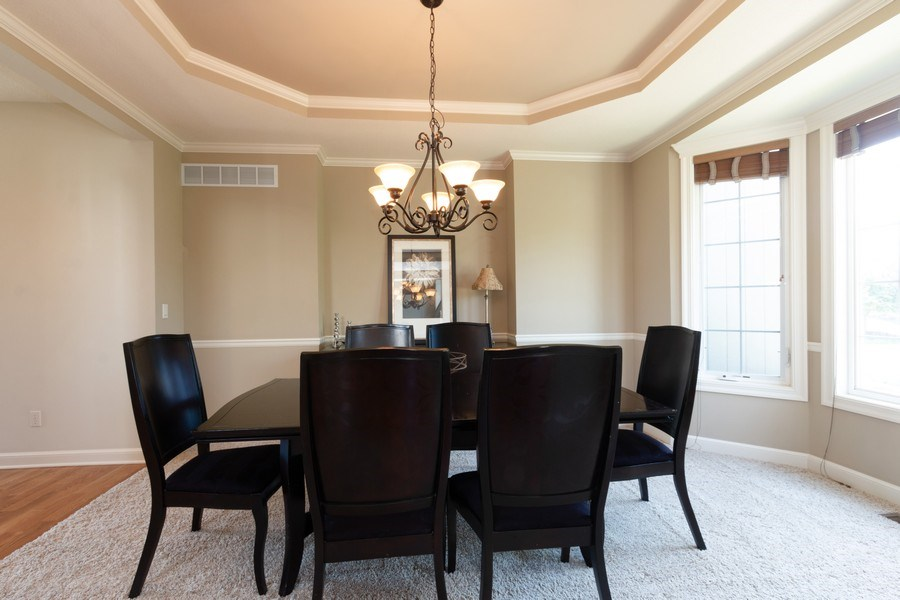 Real Estate Photography - 15254 W. 165 Street, Olathe, KS, 66062 - Dining Room