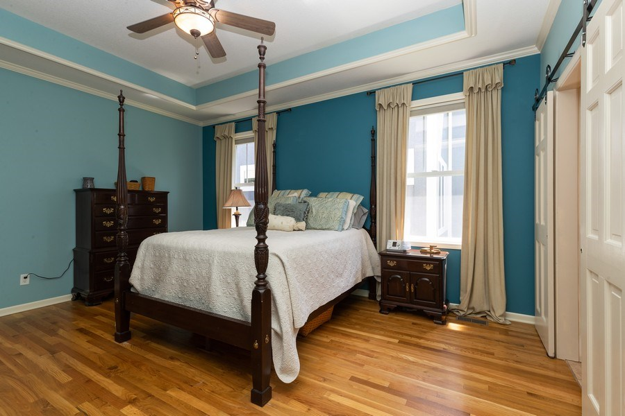 Real Estate Photography - 9001 NE 79th St, Kansas City, MO, 64158 - Master Bedroom