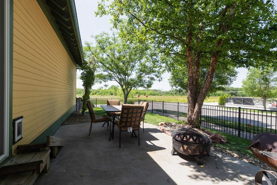 Real Estate Photography - 9001 NE 79th St, Kansas City, MO, 64158 - Back Yard