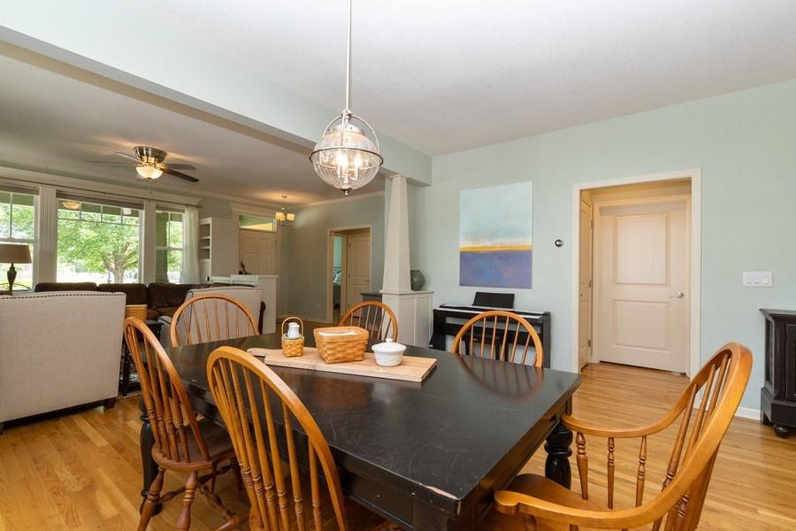 Real Estate Photography - 9001 NE 79th St, Kansas City, MO, 64158 - Dining Room