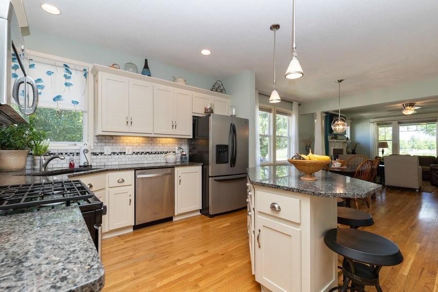 Real Estate Photography - 9001 NE 79th St, Kansas City, MO, 64158 - Kitchen