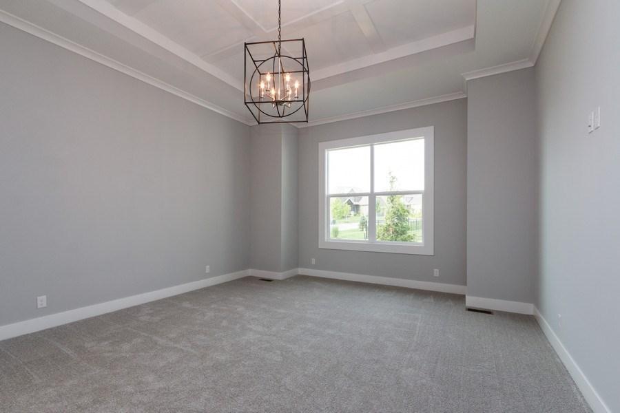 Real Estate Photography - 16104 Melrose St., Overland Park, KS, 66221 - Master Bedroom