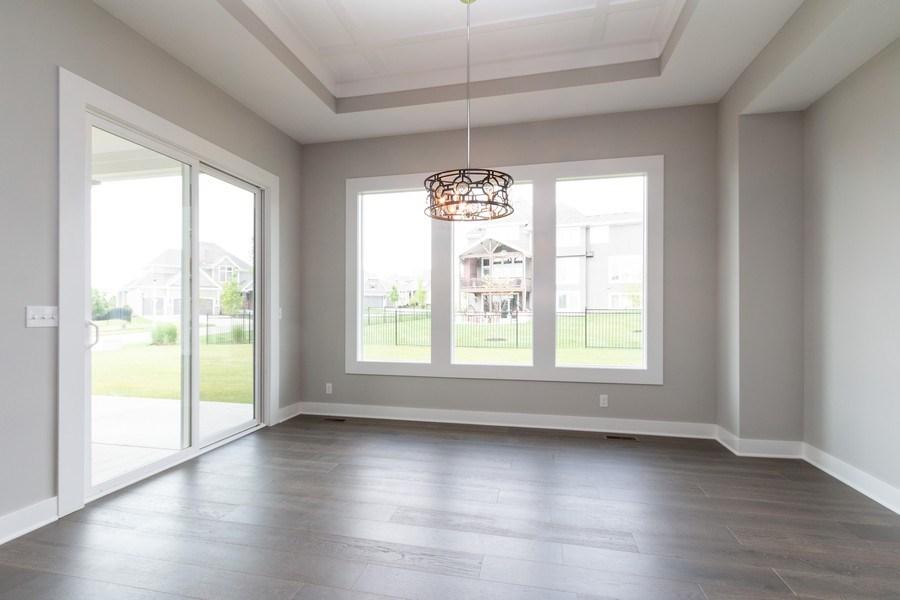 Real Estate Photography - 16104 Melrose St., Overland Park, KS, 66221 - Dining Room