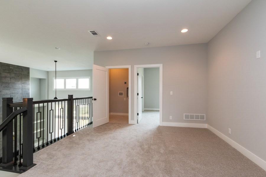 Real Estate Photography - 16104 Melrose St., Overland Park, KS, 66221 - Loft