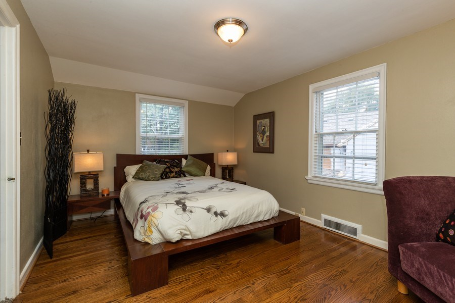 Real Estate Photography - 6822 Cherry Street, Kansas City, MO, 64131 - Bedroom