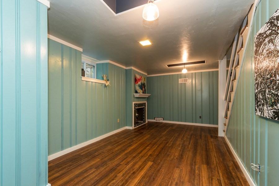 Real Estate Photography - 6822 Cherry Street, Kansas City, MO, 64131 - Basement
