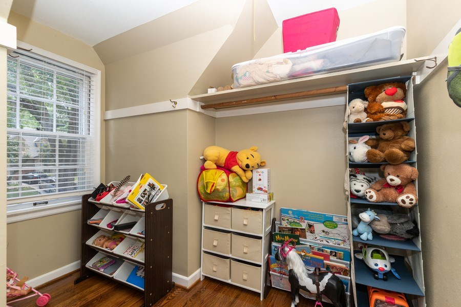 Real Estate Photography - 6822 Cherry Street, Kansas City, MO, 64131 - Closet