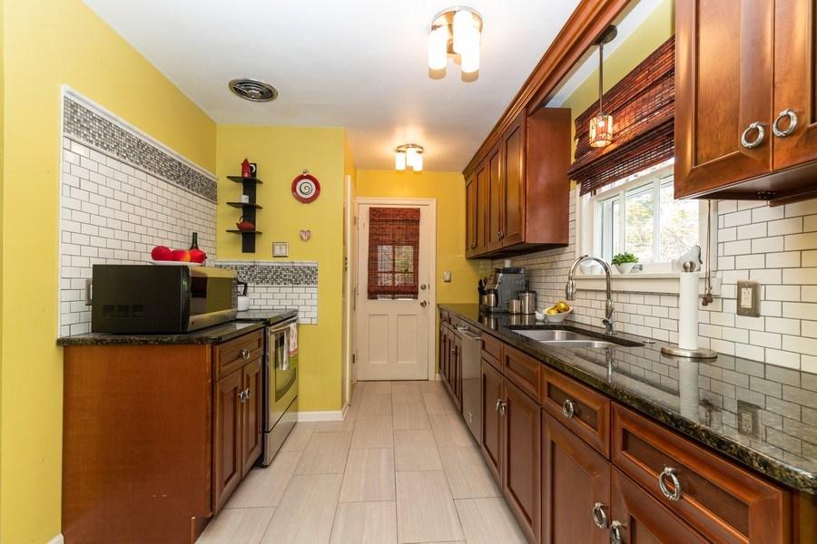 Real Estate Photography - 6822 Cherry Street, Kansas City, MO, 64131 - Kitchen