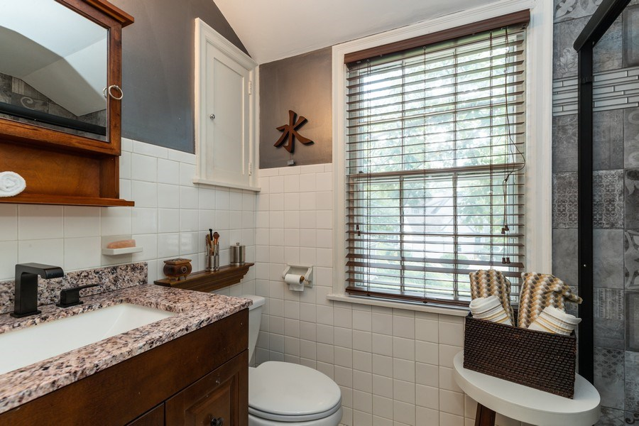 Real Estate Photography - 6822 Cherry Street, Kansas City, MO, 64131 - Bathroom