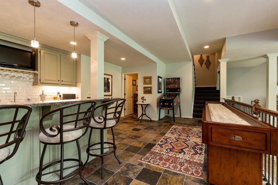 Real Estate Photography - 26722 W 109th St, Olathe, KS, 66061 - Kitchen