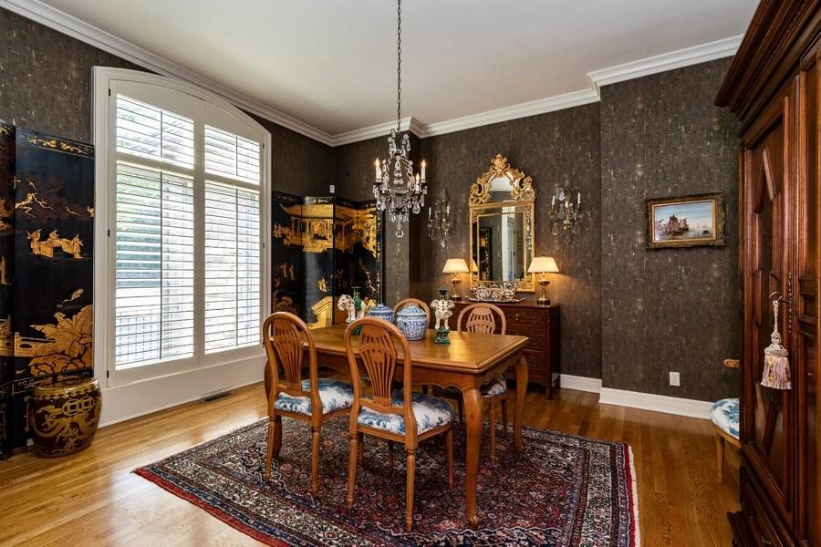 Real Estate Photography - 26722 W 109th St, Olathe, KS, 66061 - Dining Room