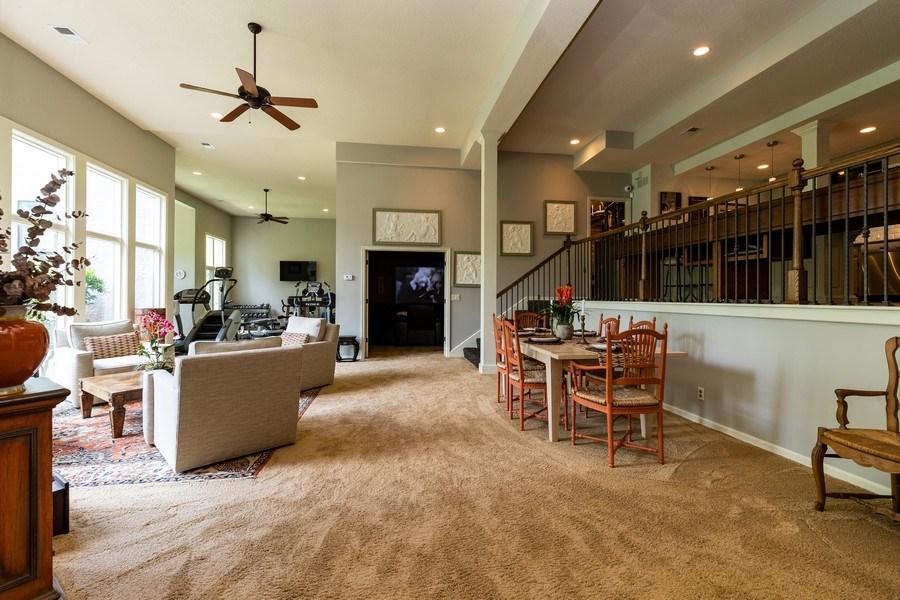 Real Estate Photography - 26722 W 109th St, Olathe, KS, 66061 - Basement