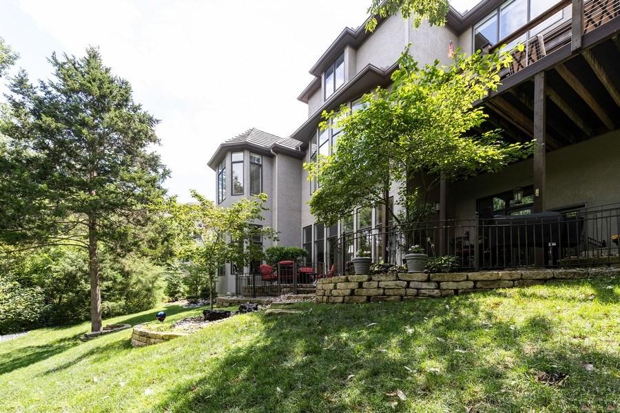 Real Estate Photography - 26722 W 109th St, Olathe, KS, 66061 - Back Yard