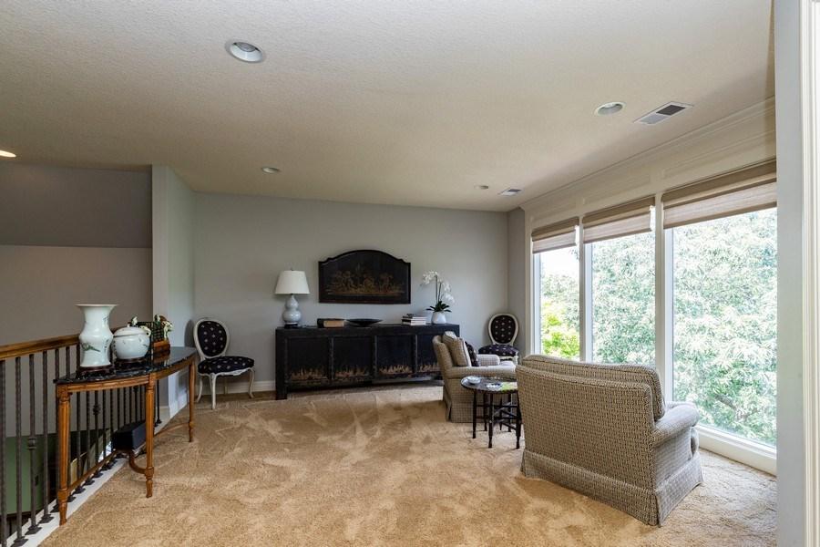 Real Estate Photography - 26722 W 109th St, Olathe, KS, 66061 - Family Room