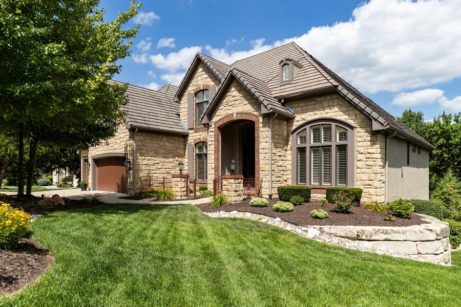 Real Estate Photography - 26722 W 109th St, Olathe, KS, 66061 - Front View