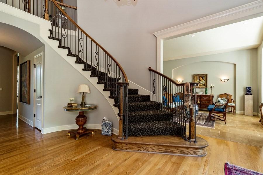 Real Estate Photography - 26722 W 109th St, Olathe, KS, 66061 - Entryway