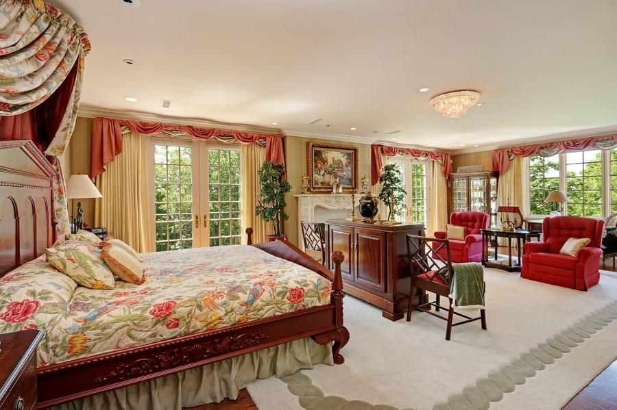 Real Estate Photography - 11521 Pawnee Circle, Leawood, KS, 66211 - Master Bedroom