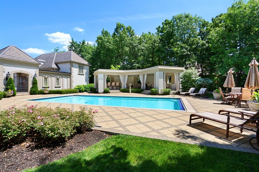 Real Estate Photography - 11521 Pawnee Circle, Leawood, KS, 66211 - Exercise Room
