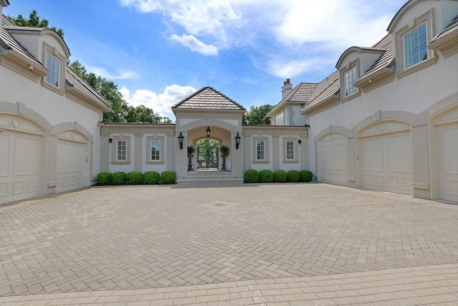 Real Estate Photography - 11521 Pawnee Circle, Leawood, KS, 66211 - Garage