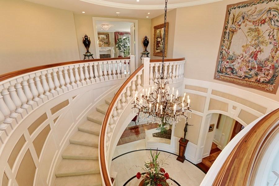 Real Estate Photography - 11521 Pawnee Circle, Leawood, KS, 66211 - Hallway