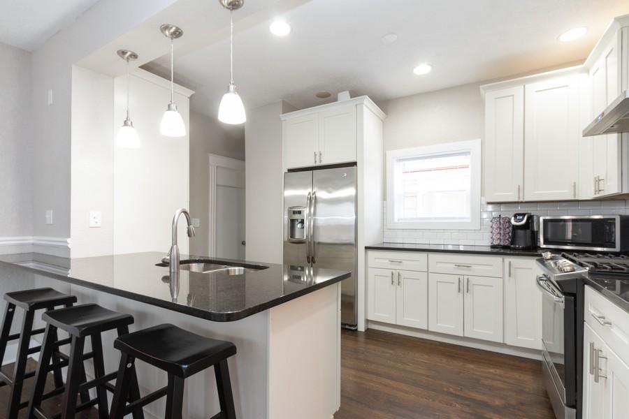 Real Estate Photography - 3347 Gillham Road, Kansas City, MO, 64109 - Kitchen