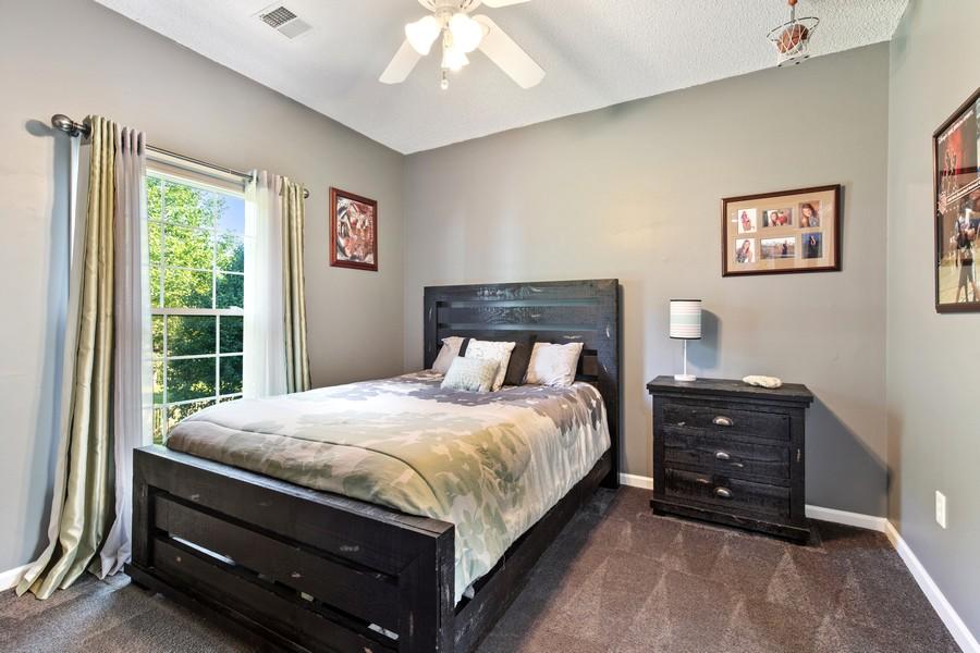 Real Estate Photography - 10404 W. 131st ter, Overland Park, KS, 66210 - Bedroom