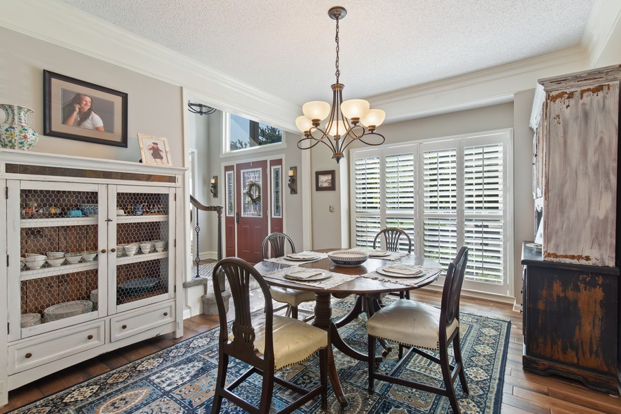 Real Estate Photography - 10404 W. 131st ter, Overland Park, KS, 66210 - Dining Room