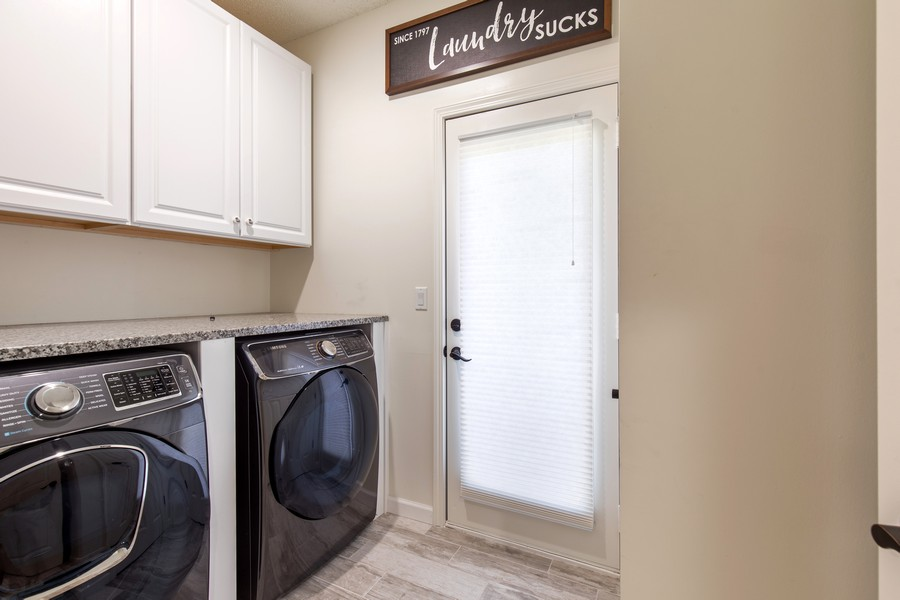 Real Estate Photography - 10404 W. 131st ter, Overland Park, KS, 66210 - Laundry Room