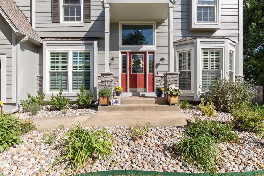 Real Estate Photography - 10404 W. 131st ter, Overland Park, KS, 66210 - Front View